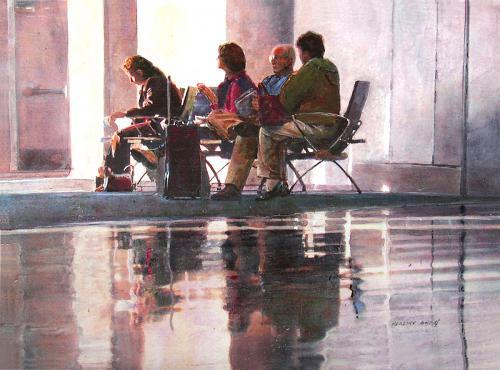 artwork by Patricia Herlihy